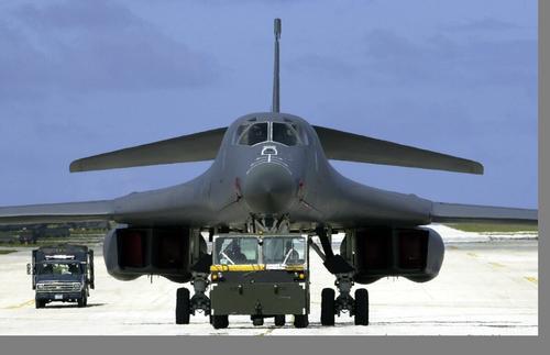 ВВС США разместят 4 тяжелых бомбардировщика вблизи от российской границы