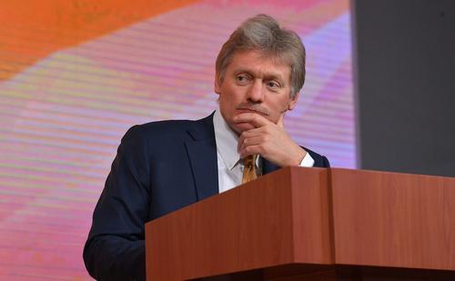 Песков прокомментировал блокировку аккаунтов Трампа в соцсетях