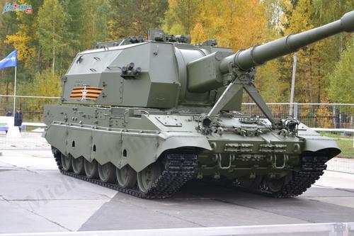 ЮВО первый получит на вооружение новейшие сверхдальнобойные САУ «Коалиция-СВ»