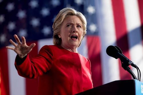 Хиллари Клинтон: для сторонников Трампа настал час расплаты