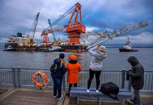 Завершение строительства газопровода «Северный поток – 2» снова под вопросом