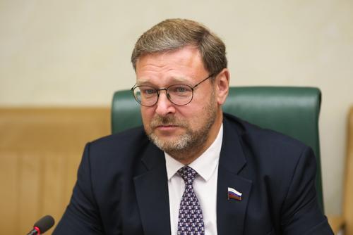 Сенатор Косачев оценил планы США ввести санкции против трубоукладчика, участвующего в  строительстве