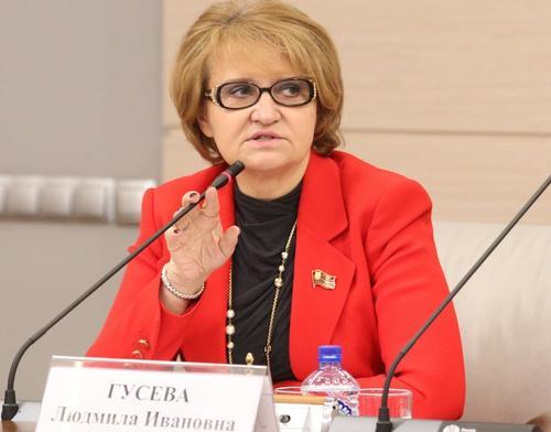 Депутат Мосгордумы Гусева: Рост инвестиций в экономику Москвы обусловлен ее стабильностью
