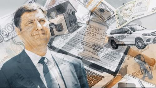Депутат Госдумы от «Единой России» не задекларировал сотни миллионов доходов, бизнес-джет, вертолет, охотхозяйство и квартиры жены
