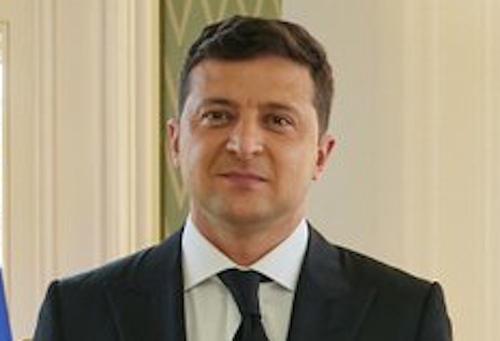 Зеленский пригласил Байдена посетить Киев