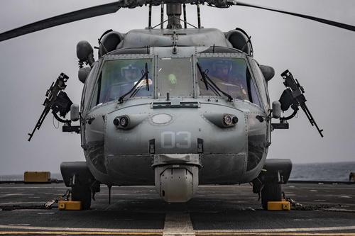 Ресурс Avia.pro: работа российской системы РЭБ могла привести к крушению вертолета США в Сирии