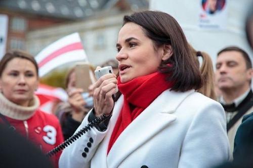 Тихановская заявила, что не будет принимать участия в следующих президентских выборах