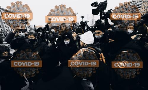 В Депздраве назвали количество больных COVID-19 на Пушкинской