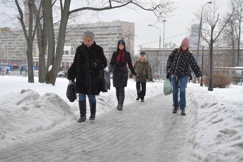 Синоптик Леус предупредил москвичей о гололедице и тумане в субботу