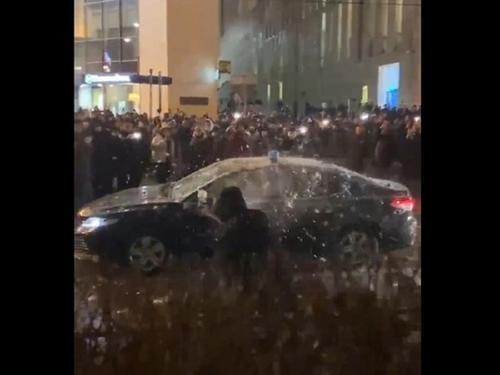 Представитель Управделами президента РФ Елена Крылова об инциденте с машиной с «мигалкой»:  «недоумение и ужас»