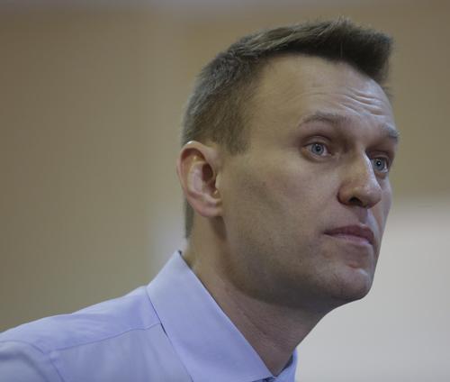Что делал Навальный во время акций по всей России в его поддержку