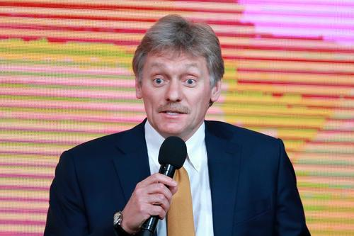 Песков озвучил цель расследования о «дворце» Путина