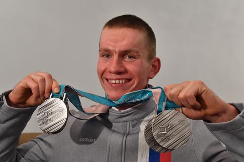 Российских лыжников дисквалифицировали из-за инцидента Большунова с финским спортсменом Йони Мяки