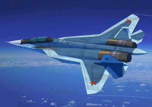 Россия приступила к разработке нового дальнего истребителя-перехватчика