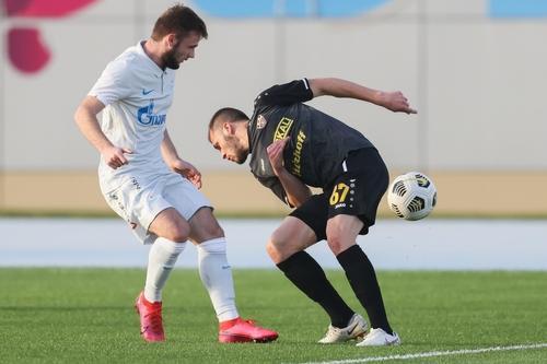 «Зенит» одержал победу над «Шахтером» - 2:0