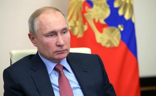Путин заявил, что «дворец» в Геленджике не принадлежит ни ему, ни его близким