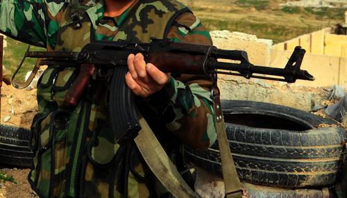 При перестрелке с боевиками в Сирии погибли не менее 11 солдат
