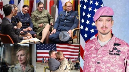 Байден разрешил Пентагону принимать в армию США трансгендеров