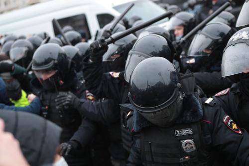 Депутат Вишневский просит СК РФ возбудить уголовное дело против пнувшего женщину силовика