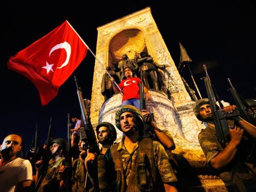 США готовят политические убийства в Турции