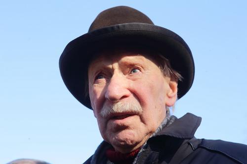 90-летний актёр Иван Краско заявил о рождении у него дочери