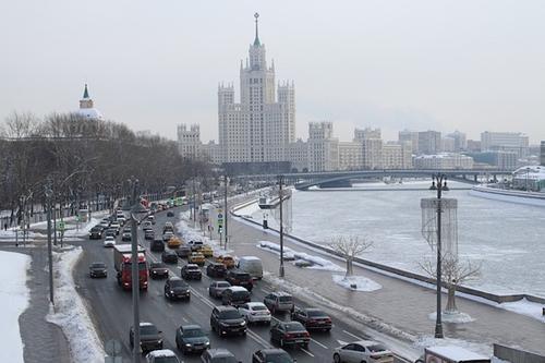 В Москве и области до пятницы объявили «желтый» уровень погодной опасности