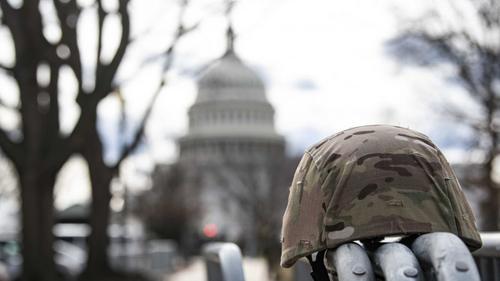Тысячи бойцов Национальной гвардии США останутся в Вашингтоне, округ Колумбия, до середины марта