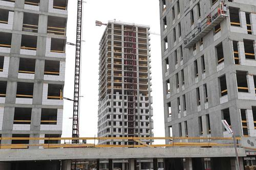 Долги россиян по ипотеке впервые превысили 9 триллионов рублей