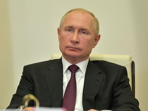 Путин выразил соболезнования в связи с кончиной Ланового