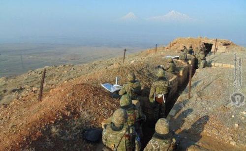 EADaily: Минобороны Армении назвало заявление Баку об обстреле «абсолютной ложью»