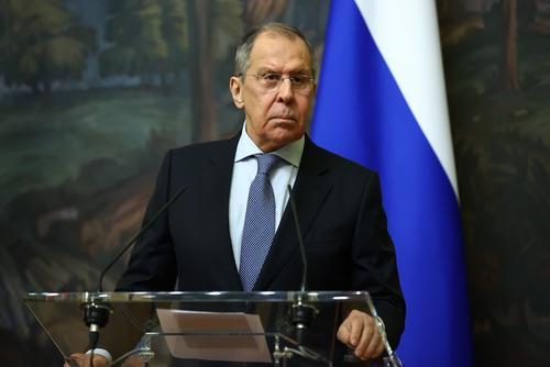 Лавров сообщил об опасности деградации отношений России и ЕС