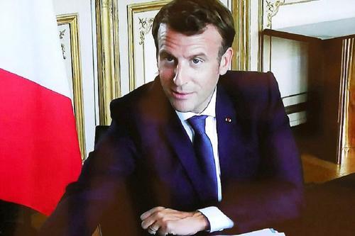 Макрон заявил, что без диалога с Россией стабильность в мире невозможна