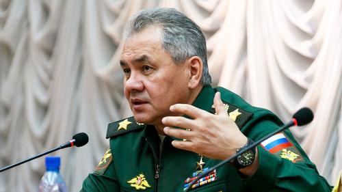 Шойгу открыл оперативно-мобилизационный сбор руководящего состава Минобороны РФ