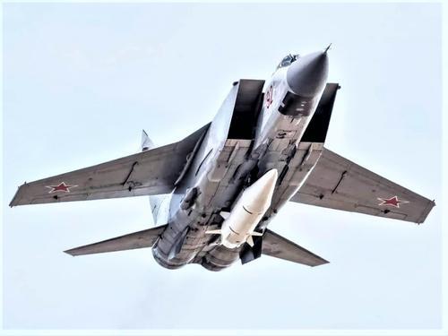 Основу сил неядерного сдерживания России составят гиперзвуковые комплексы