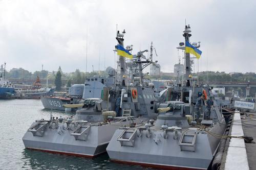 Лондон профинансирует строительство украинских военно-морских баз