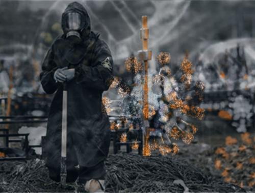 Россия может находиться на первом месте в мире по числу жертв COVID-19 на душу населения