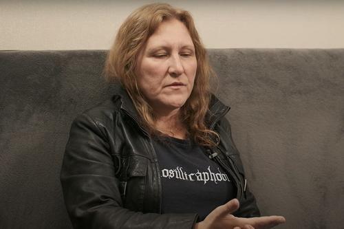 Маргарита Юдина, которую пнул в живот полицейский, решила стать мэром