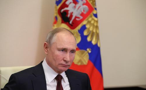 Путин рассказал, когда сделает прививку от коронавируса