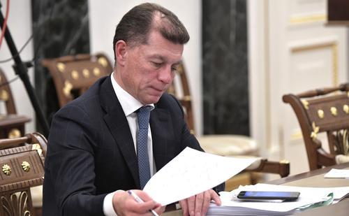 «Ъ»: глава ПФР Топилин может покинуть свой пост в ближайшее время