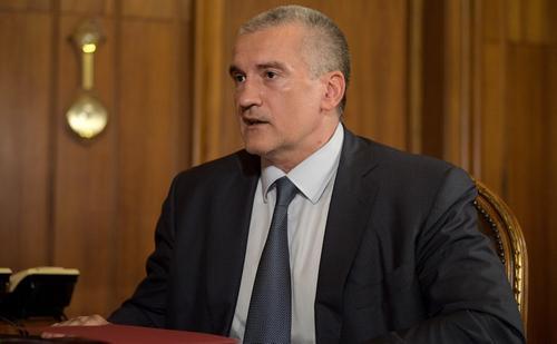 Глава Крыма Аксенов привился вторым компонентом вакцины «Спутник V»