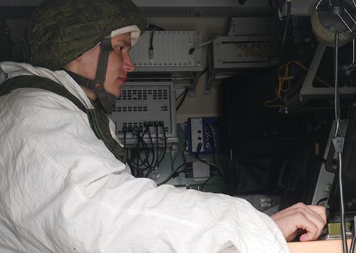 В Уссурийском десантно-штурмовом соединении проведено тактико-специальное учение