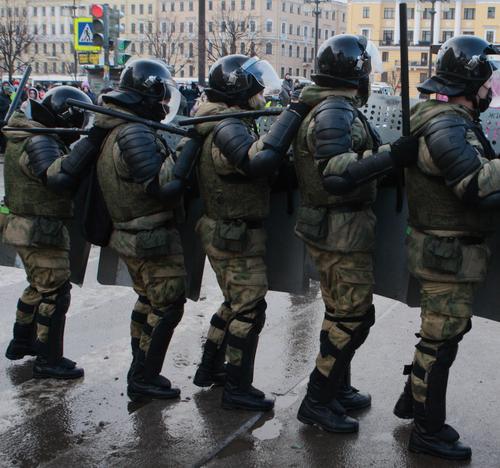 СМИ: Десять генералов увольняются из Росгвардии