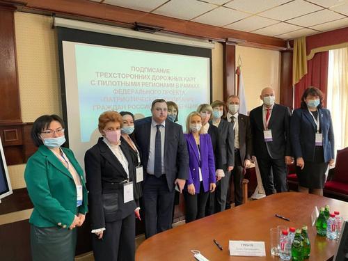 Проект по патриотическому воспитанию школьников стартует в Челябинской области
