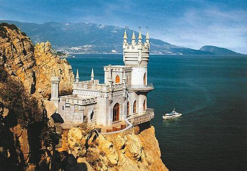 Турция взялась за Крым, как за свой