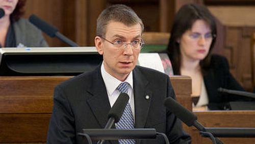 Глава МИД Латвии осудил решение Мосгорсуда