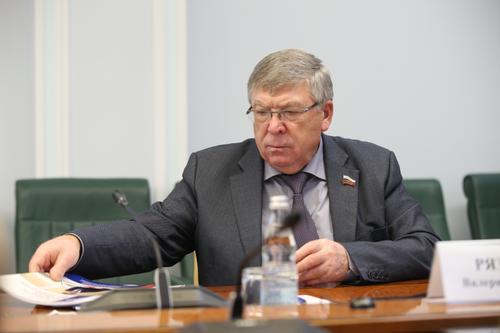 Сенатор Валерий Рязанский назвал принципы работы новой пенсионной системы. Один из них - наследуемость