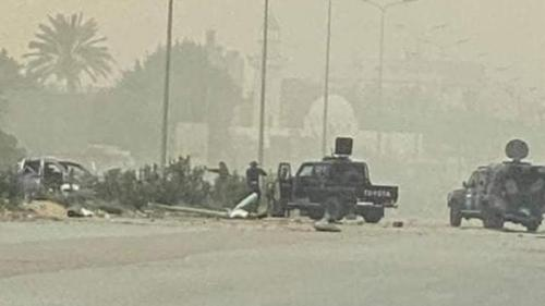 В Ливии совершено покушение на главу МВД Правительства национального согласия
