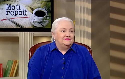 Татьяна Васильева о Екатерине Градовой: «ни на кого не похожая»