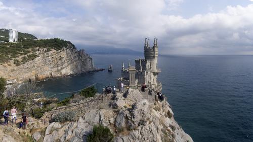 Депутат Бундестага Гердт сравнил «водную блокаду» Крыма со «средневековыми методами осады»