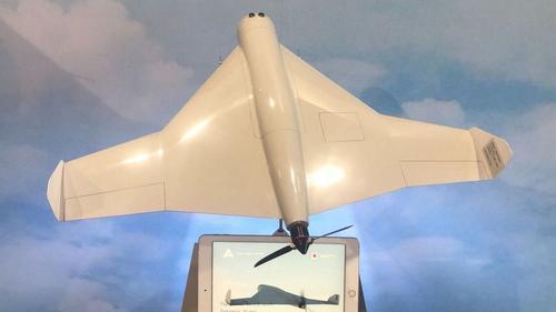 Концерн «Калашников» представил на выставке в Абу-Даби новый барражирующий снаряд